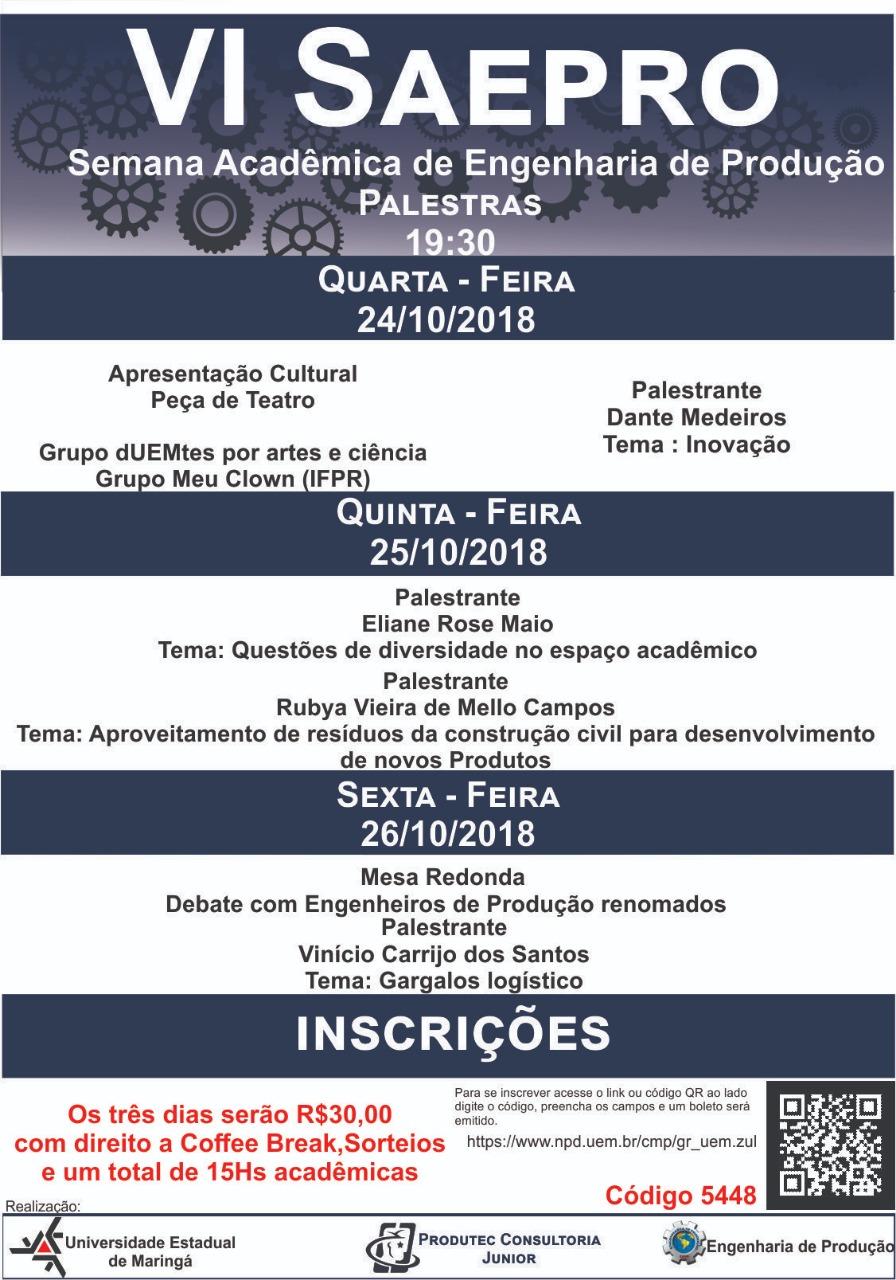 palestras 2018