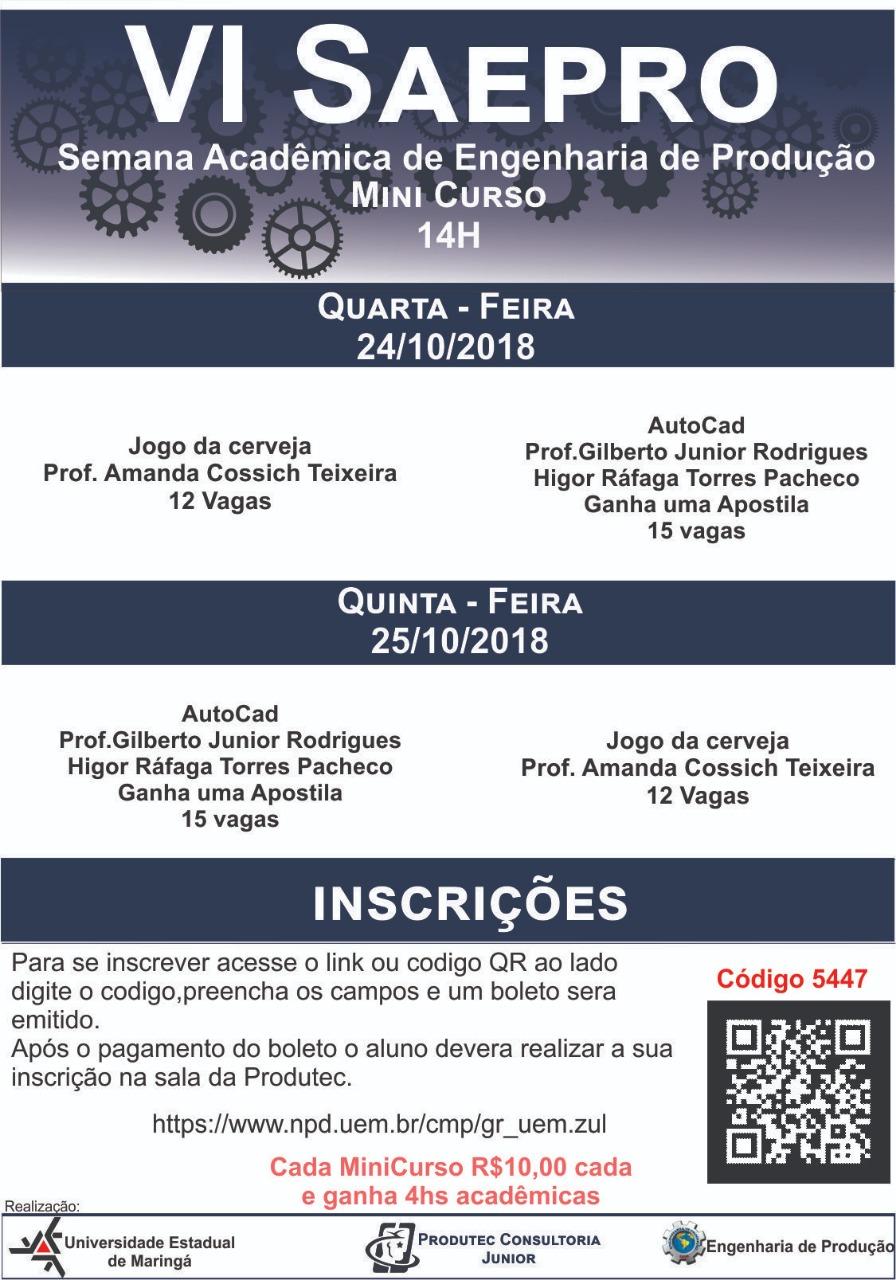 minicurso 2018