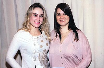 Alessandra e Danielly