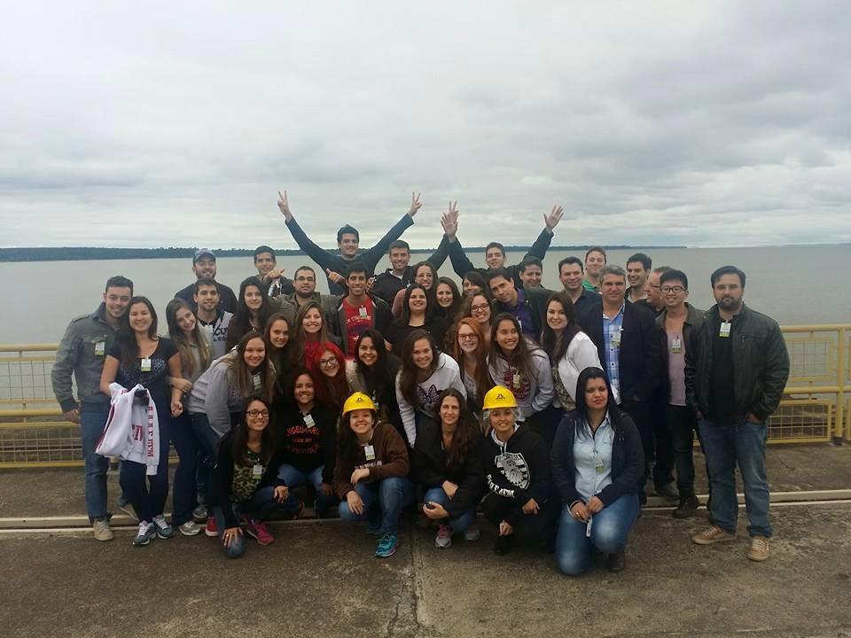 Visita a Itaipu