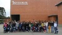 Visita técnica dos acadêmicos do curso de Engenharia Têxtil e de Engenharia de Produção nas empresas Trützschler e Hyosung – Creora
