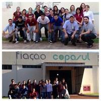 Visita técnica na Cooperativa Agrícola Sul Matogrossense - Copasul