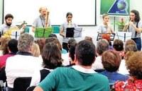 Harmonic Flute Ensemble no Convite à Música