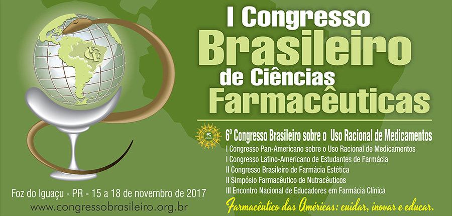 I Brazilian Congress of Pharmaceutical Sciences