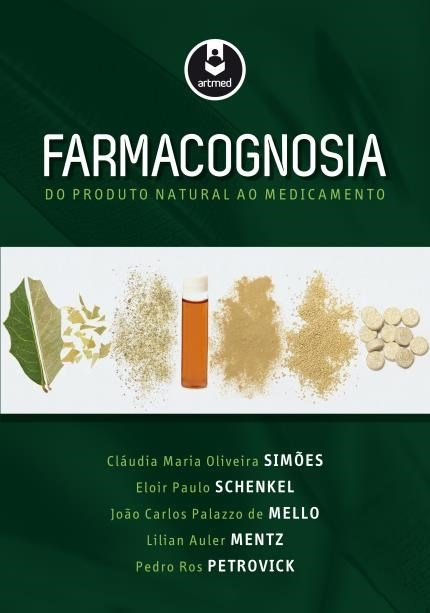 "Launch of the book ""Pharmacognosy: From the natural product to the medicine"" in Belo Horizonte"