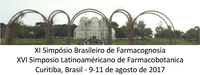 XI Brazilian Symposium on Pharmacognosy and XVI Latin American Symposium on Pharmacobotanics