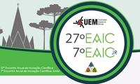 27º encontro Anual de Iniciação Científica e 7º encontro Anual de Iniciação Científica Júnior