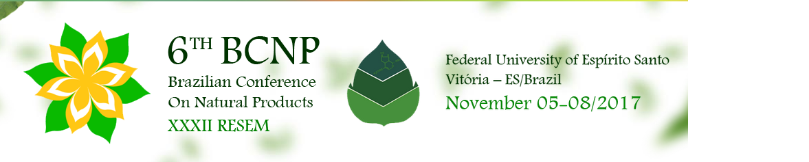 6th Brazilian Conference on Natural Products