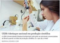 UEM é destaque nacional em produção científica