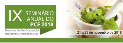 Banner Seminário Anual 2018