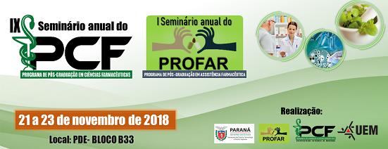 Seminário PCF e PROFAR