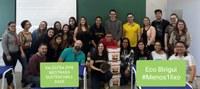"""Palestra """"Soluções alternativas para resíduos sólidos orgânicos escolares""""."""