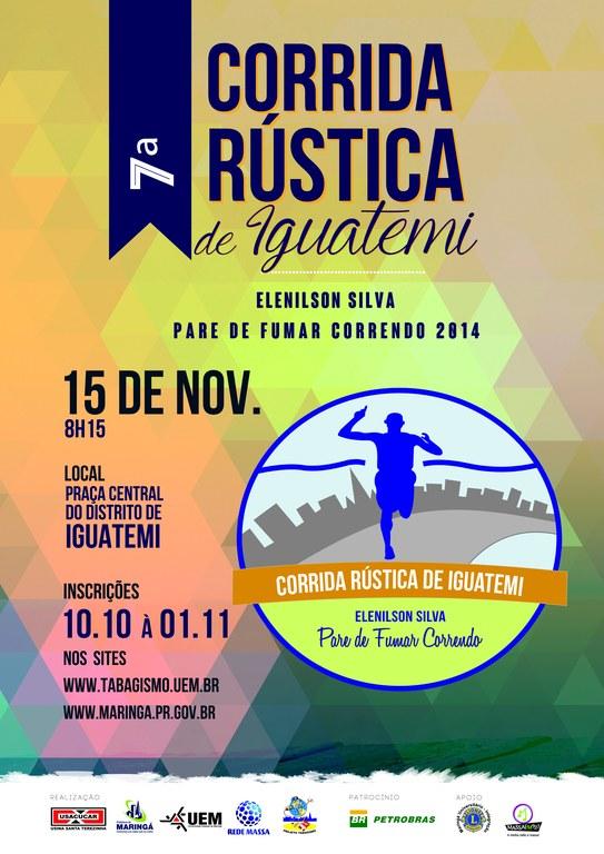 Cartaz Iguatemi 2014