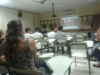 Projeto Tabagismo Visita Colégio de Iguatemi